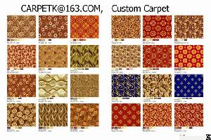 China Customized Axminster Carpet Manufacturers Custom Ome Odm 80% Wool 20% Nylon Chinese Factory