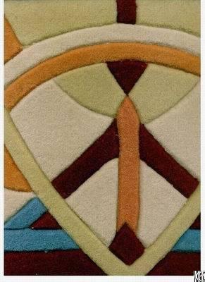 China Hand Tufted Carpet, Custom Make, Oem Manufacturer, Factory, Tuft, Wool, Tufting