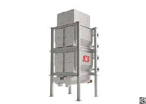 Fluid Bed Drier Replacement Energy Saving And Environment Protection Heat Exchanger