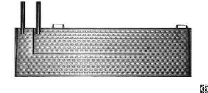 laser welding immersion plate pillow