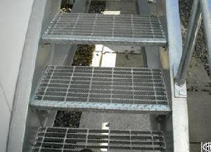 stainless steel grating acid alkali resistance