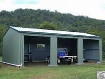 triple car garages
