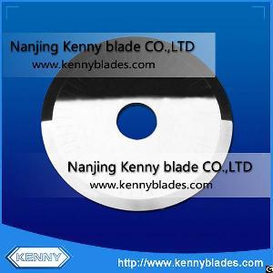 precision tungsten carbide rubber cutting blade iso certification