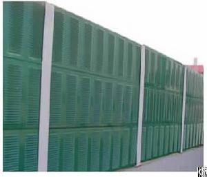 perforated louvers ventilation heat sound insulation
