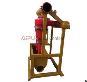 Aipu Solids Control Well Drilling Mud Hydrocyclone Desander For Sale