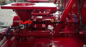 Aipu Solids Venturi Mud Mixing Hopper Used In Drilling Fluids System
