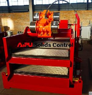 Double Decked Shale Shaker Used In Oil Drilling Mud Process