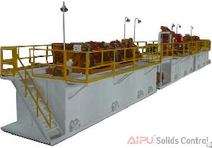 drilling fluids mud recycling system coal bed methane