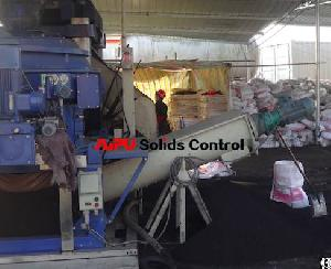 drilling waste equipment system aipu solids control