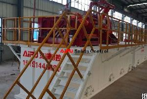 Gasfield And Oilfield Drilling Mud Circulation System For Sale At Aipu Solids Control