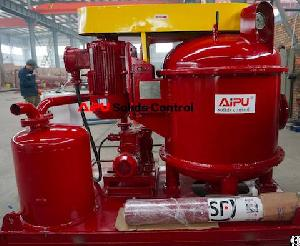 Oil And Gas Well Drilling Vacuum Degassers For Sale At Aipu Solids