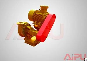 oil gas drilling fluid shearing pump aipu solids control