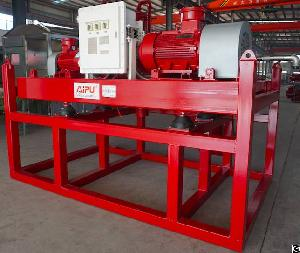 Stainless Steel Decanting Centrifuge Used In Well Drilling Fluid Recycling System