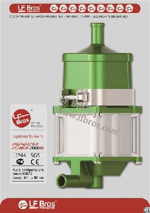 110v 2000w Engine Block Preheater, Auto Preheater