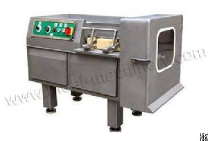 meat dicing machine