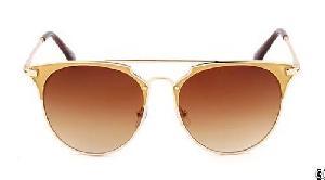 sunglasses metal logo uv400 yiwu replica vintage