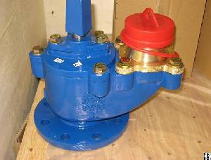 ground fire hydrant