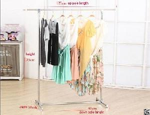 stainless steel composite pole clothes drying rack