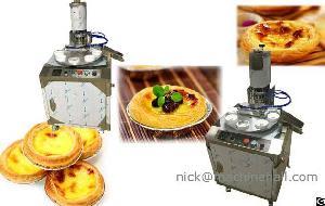 egg tart skin pressing machines