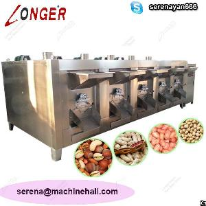 peanut roasting machine almond roaster nuts baking equipment