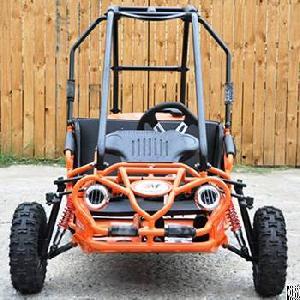 300cc adult road legal heacy duty 2 seat pedal kart