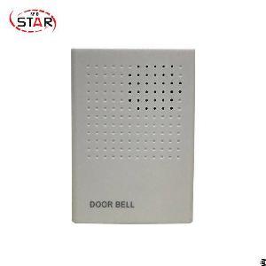 door access control 12v dc electronic doorbell dingdong sound