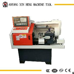 ck0632 swing bed 200mm desktop cnc mini lathe