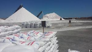 Solar Refined Medium Coarse Salt,