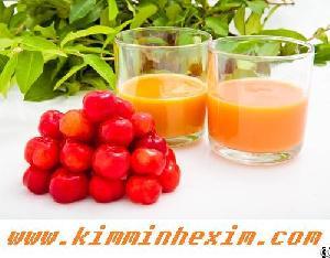 Acerola Fruit Juice / Puree