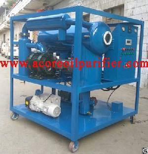 acore vacuum transformer oil purifier machine