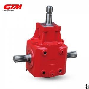 rotary tiller gearbox