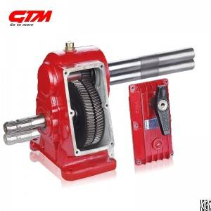 Gtm Agricultural Ratio 1 4 Pesticide Sprayer Gearbox