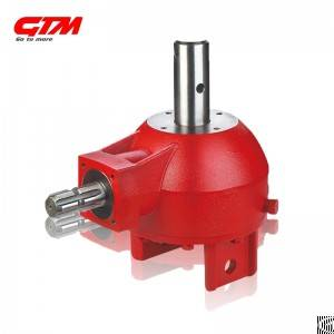 gtm ratio 3 1 post hole digger gearbox