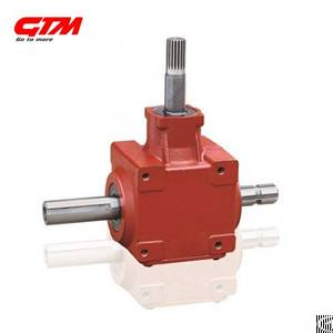 manufacturing rotary tiller gearbox