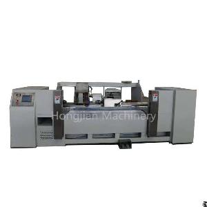 gravure cylinder chrome polishing machine polisher