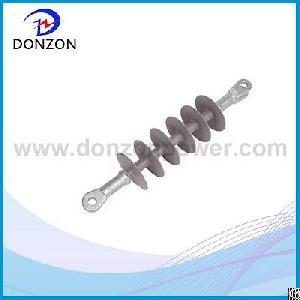 tensile strength solid 36kv silicone insulator