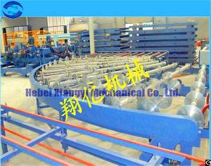 fiber cement board machine