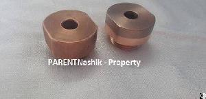 Excellence In Elkonite Electrodes For Projection Welding Paramount Enterprises Nashik India