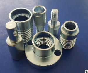 cold forging precision machining forged fitting