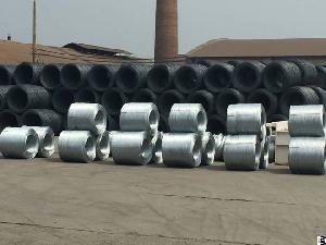 800kgs coil carbon steel electro galvanized wire