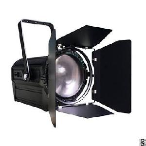 200w Color Temperature Adjustable Led Fresnel Spotlight