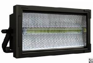 aura rgb dmx led strobe light
