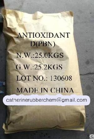 Rubber Antioxidant D Pbn