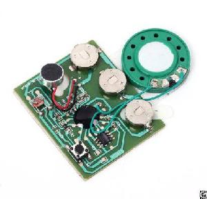 funsuper 30secs recordable sound module voice audio music chips diy greeting cards