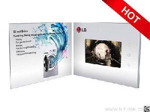 Funtek Hd Ips Screen Video Brochure Paper Card For Top Brands