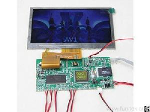 Top Quality 7 Inch Hd Screen Video Module Vcm-070 For Brochures And Booklets From Funtek