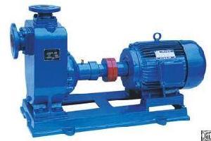 zx priming clean water chemical industrial pump