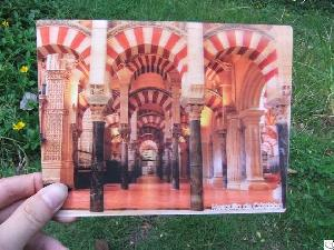 Lenticular Printing Postcard 4x6 Or 5x7 Or Customized 3d Lenticular Postcard For Your Business