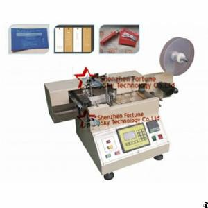 Ultra-high-speed Hot And Cold Color Trace Position Label Cutting Machine