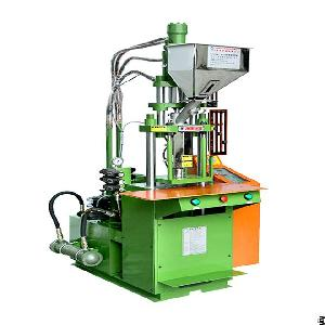vertical plastic injection moulding machine